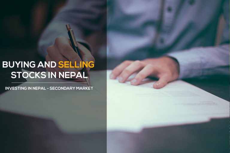 How-to-buy-and-sell-stocks-in-the-secondary-market-Settlement-period-in-Nepal rtistic blog