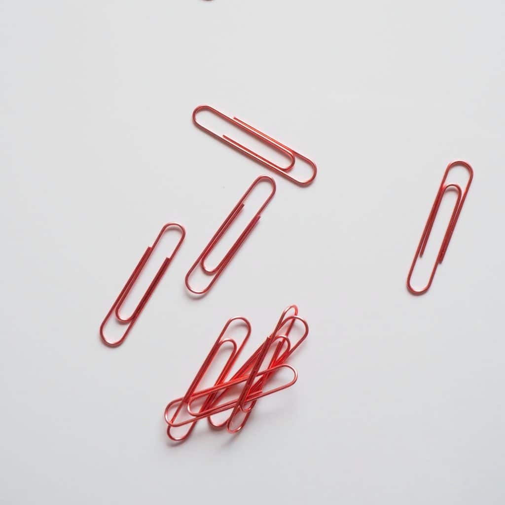 Example of value trading using the red paperclip