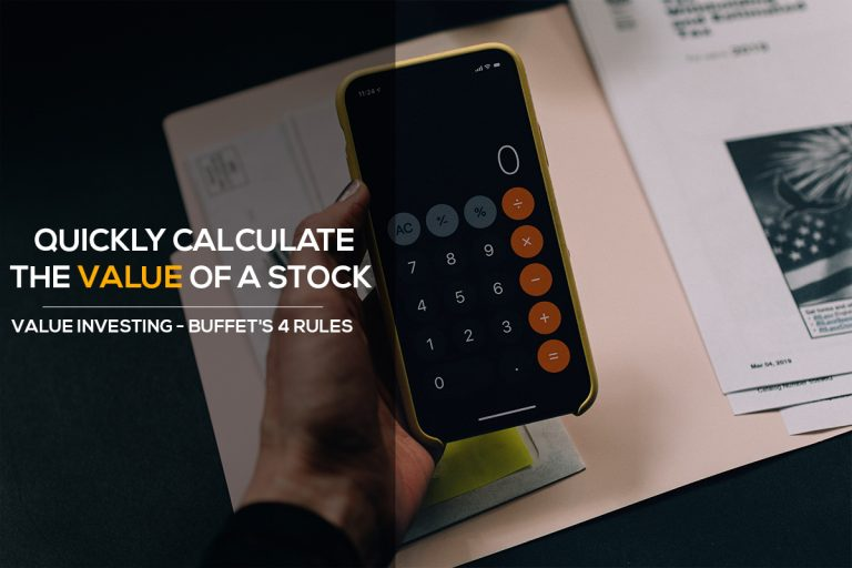 quickly calculate the value of a stock in Nepal